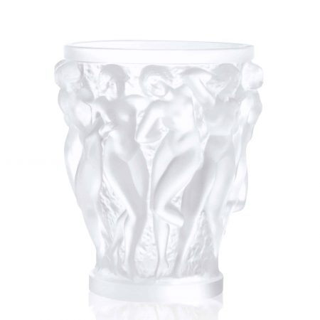 Vaso lalique baccanti