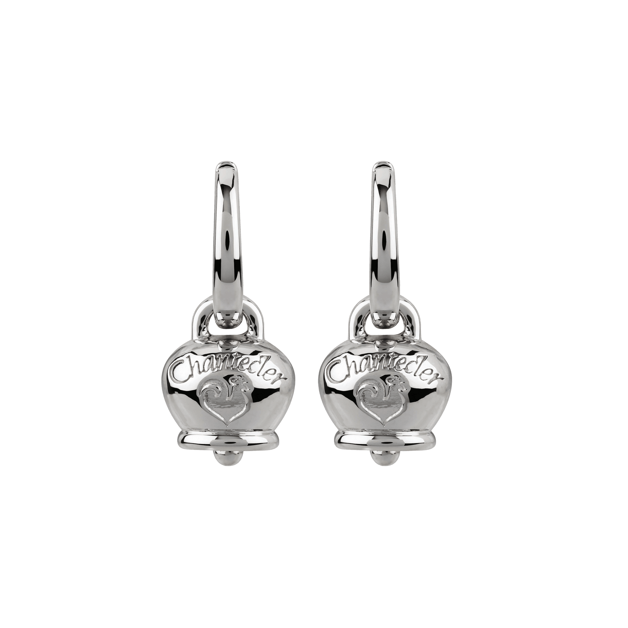 Chantecler Orecchini Campanella micro Argento earrings bell discount sconto