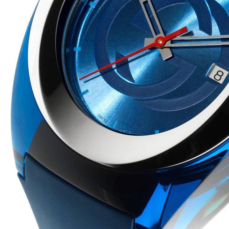 Orologio Gucci Sync XL Blu
