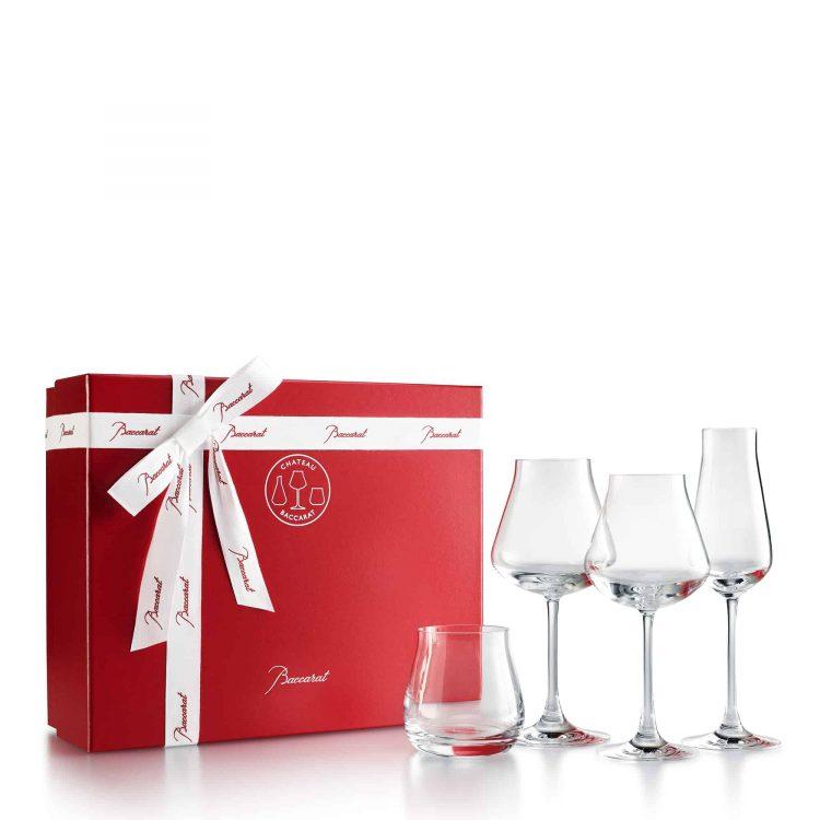 Set da 4 bicchieri Chateau Degustation Baccarat