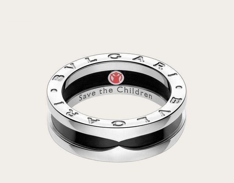 Anello Bvlgari Save the Children