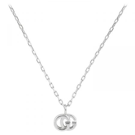 gucci gg running necklace collana sconto discount