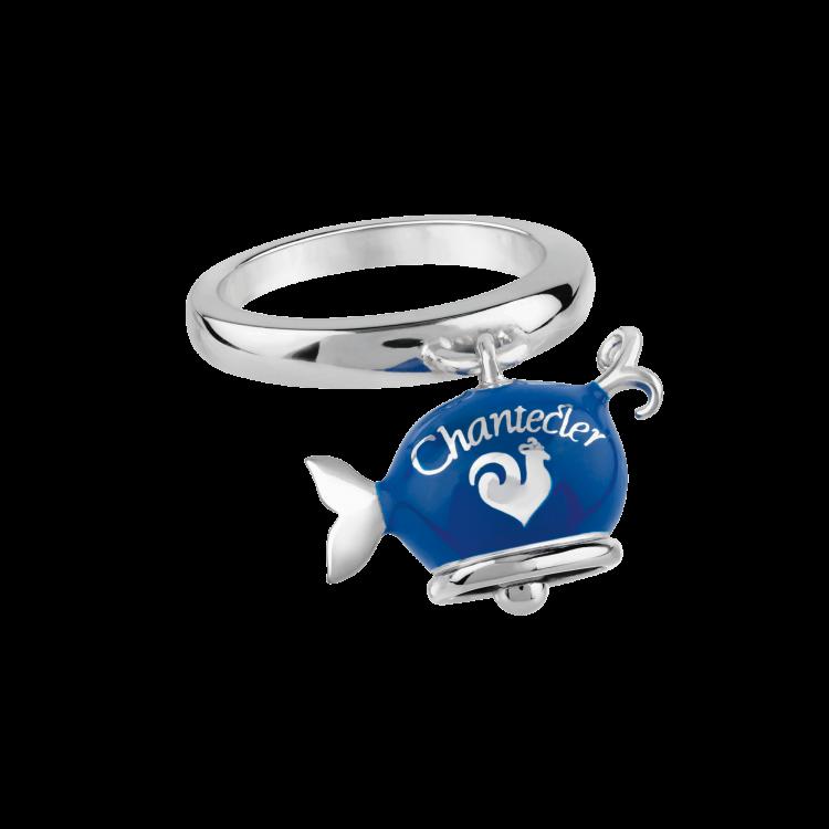 Anello balena Chantecler