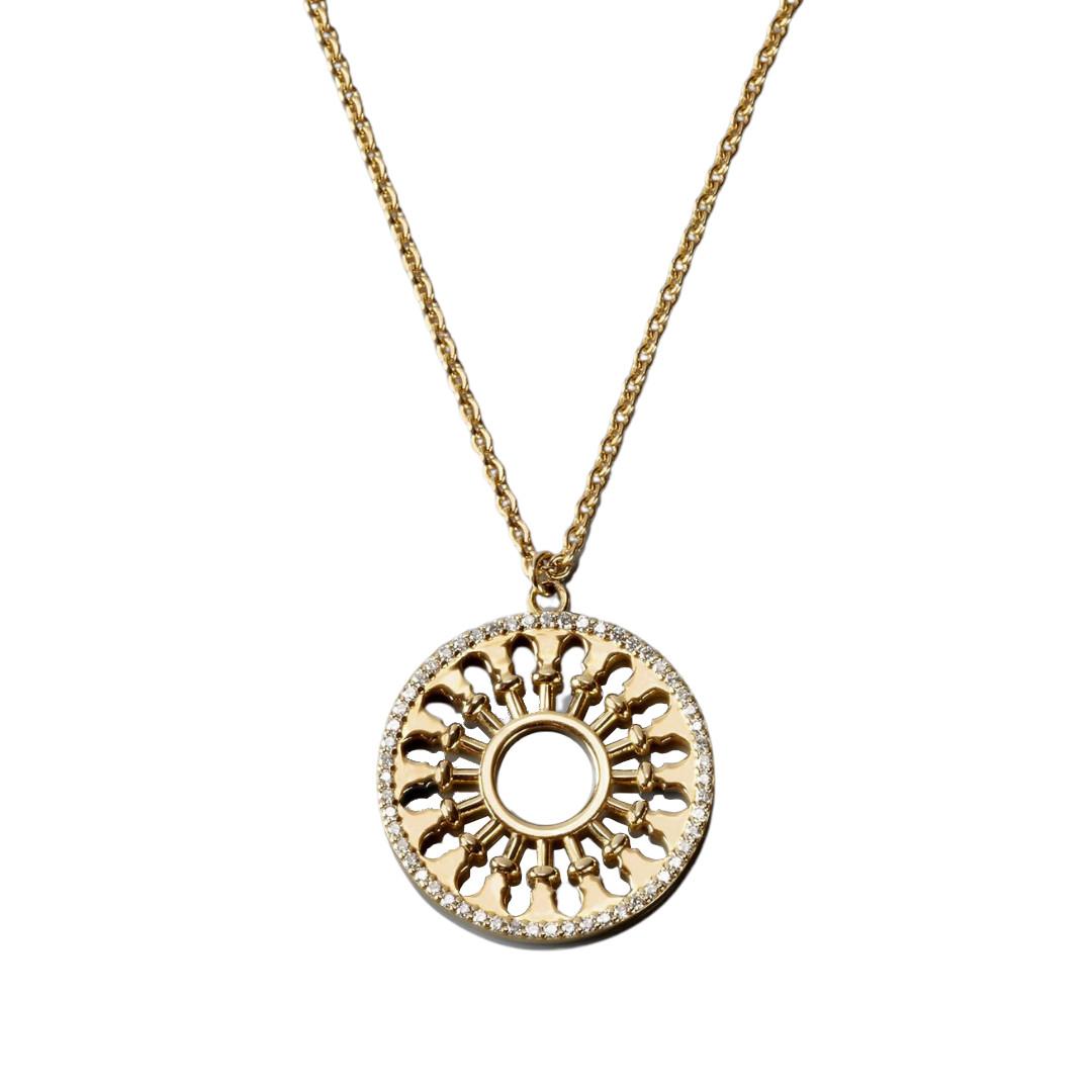 Tiffany Paloma Picasso venezia stella necklace