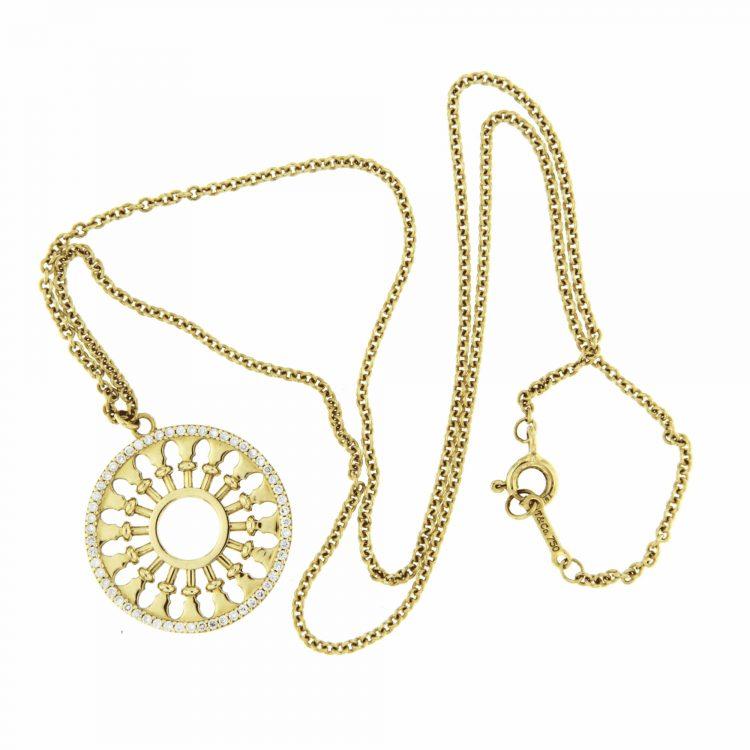 tiffany paloma Picasso venice star stella venezia collana necklace M3198b