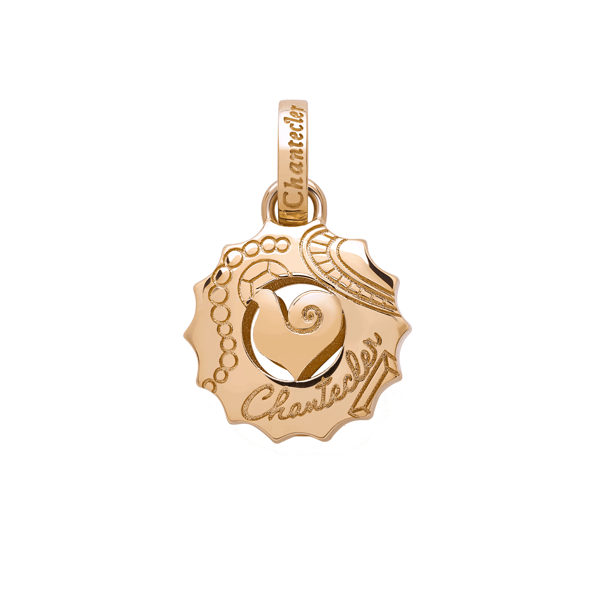 Ciondolo Suamèm logo Chantecler