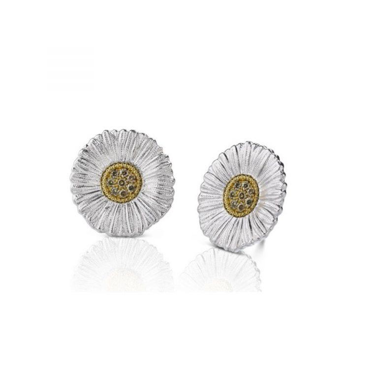 orecchini buccellati daisy earrings