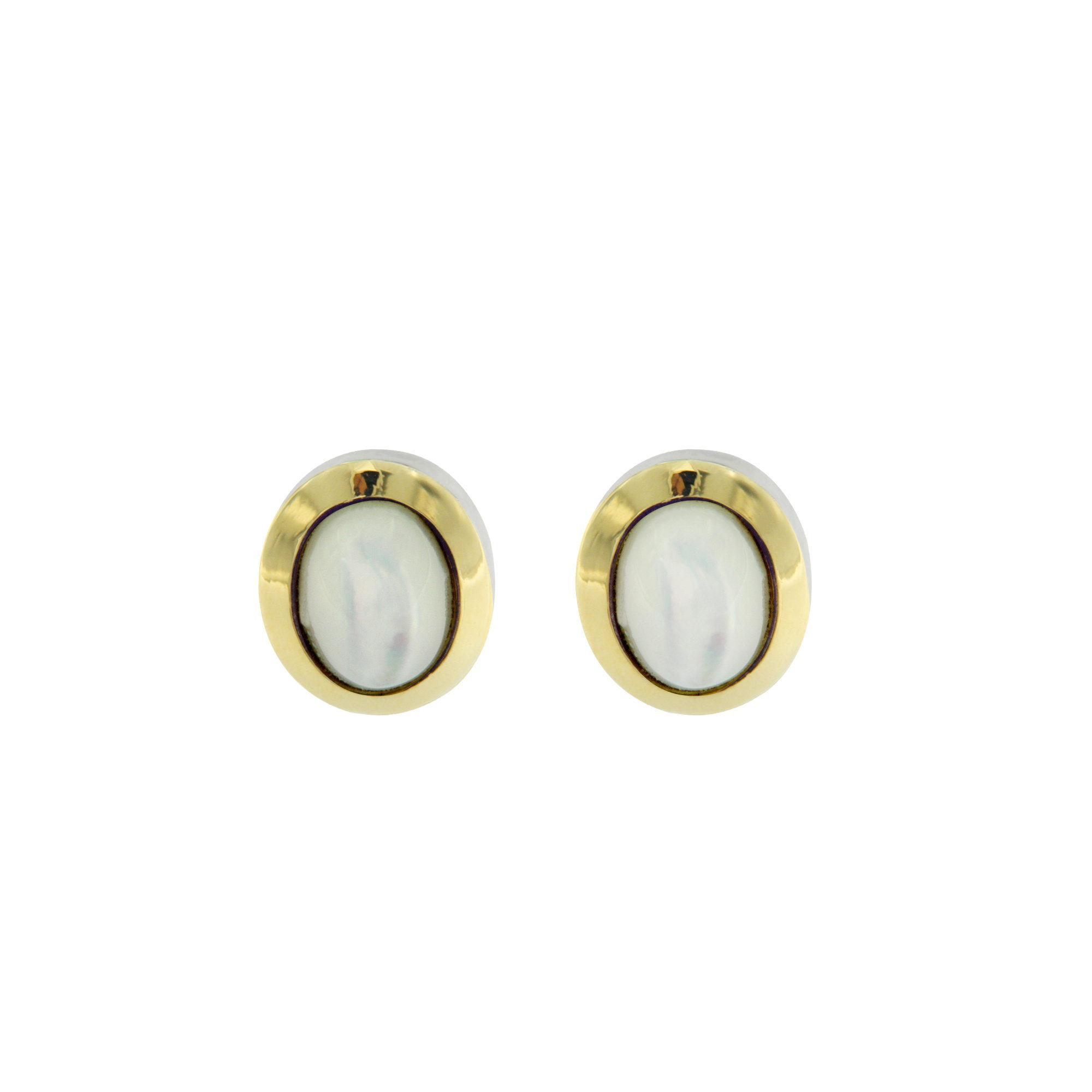 NUOVA orecchini-tubogas-argento-e-madreperla-ORT001mp