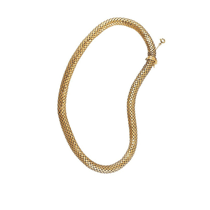 Collana vintage serpente Snake necklace vintage