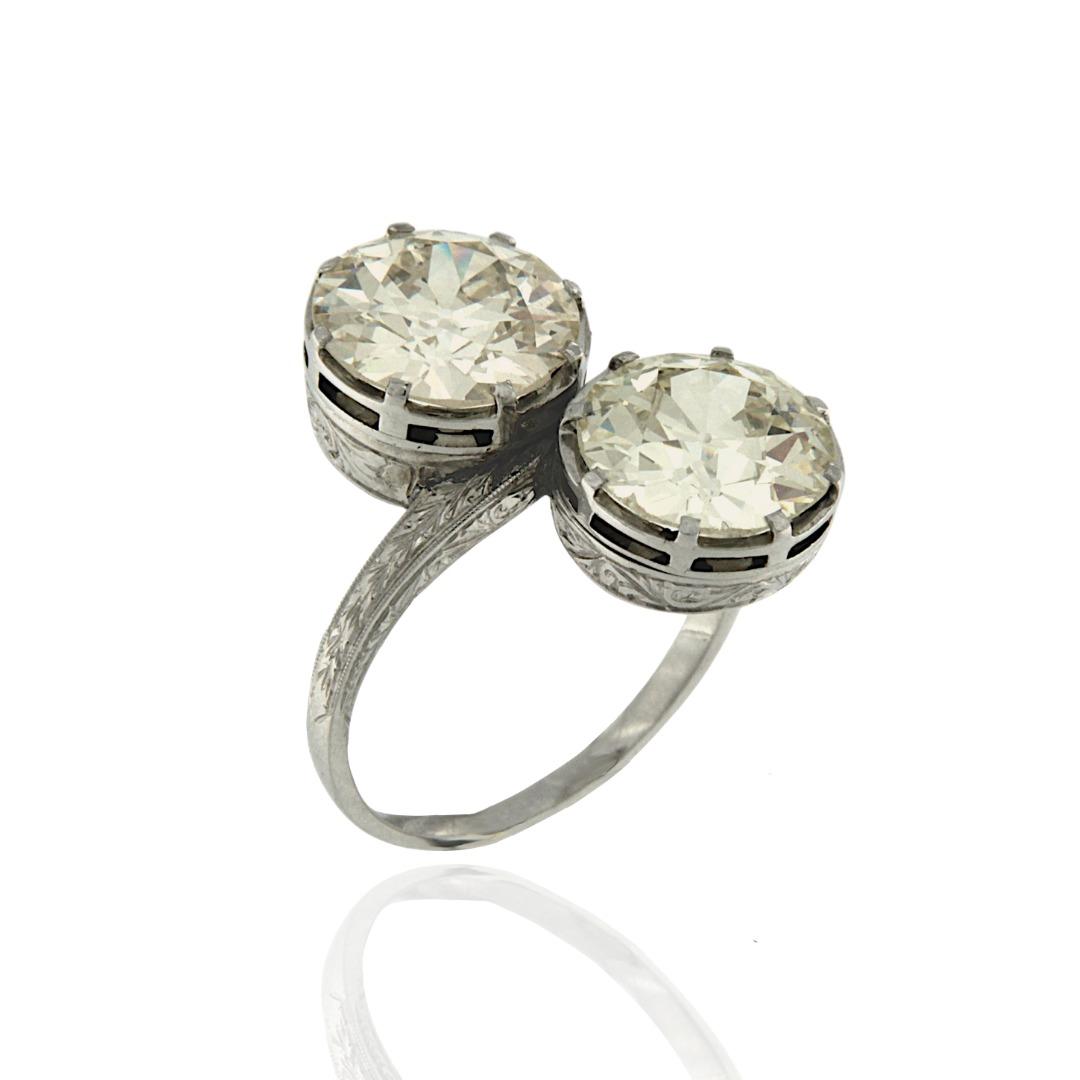 Anello antico diamanti Ancient diamond Ring