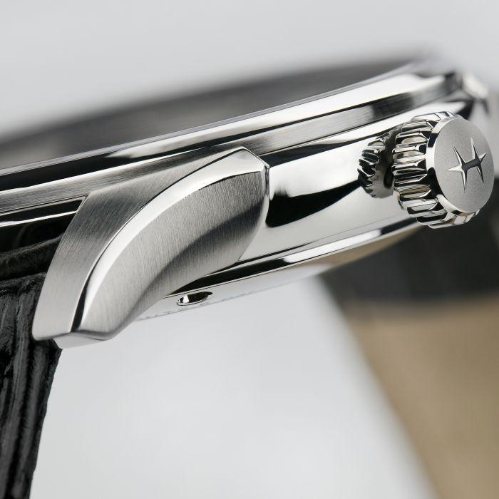 Orologio Hamilton Jazzmaster Auto - Carica automatica   40mm   H42535730