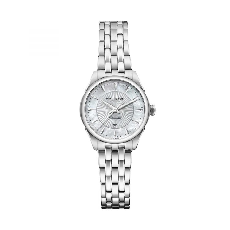 orologio Hamilton Jazzmaster Lady Quartz Carica automatica   30mm   H42215111