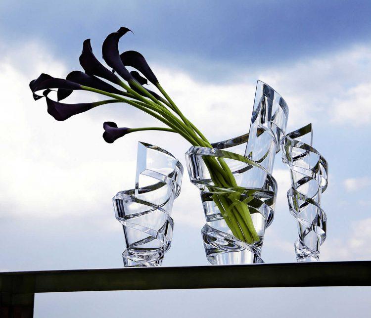 vaso spirale vase spiral baccarat 2612026