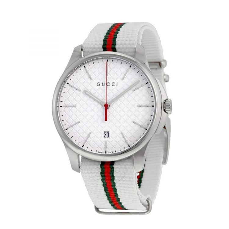 OROLOGIO UOMO GUCCI YA126322 g-timeless watch