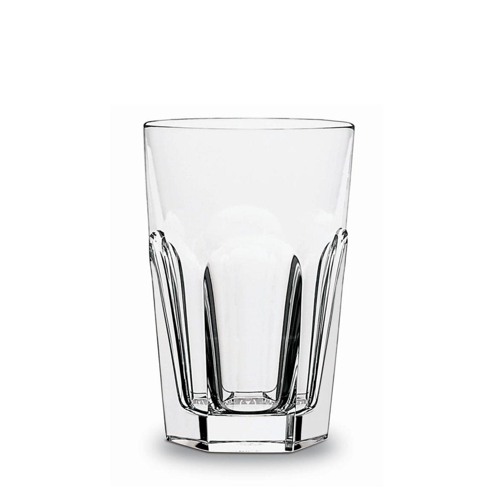 1702252 baccarat harcourt glass bicchiere sconto discount