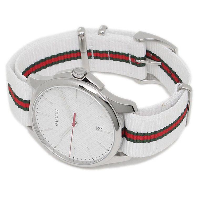 Orologio Gucci G-Timeless Bianco