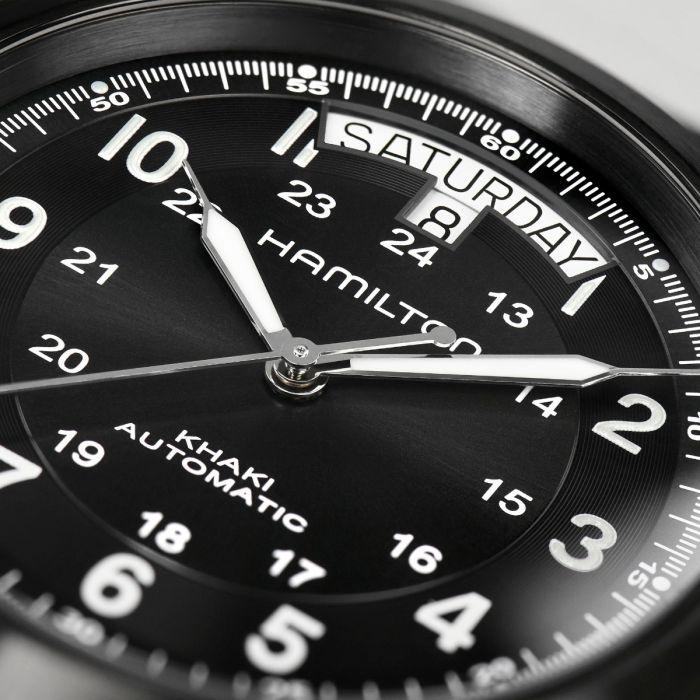 H64465733 Khaki Field hamilton watch orologio