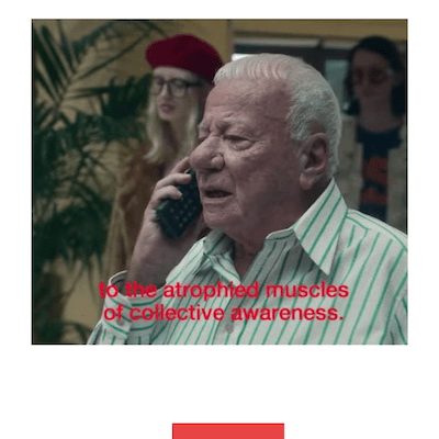 ACHILLE BONITO OLIVA GUCCIFEST