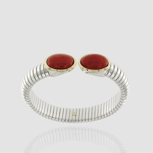 collezione gioielli argento tubogas jwelry silver
