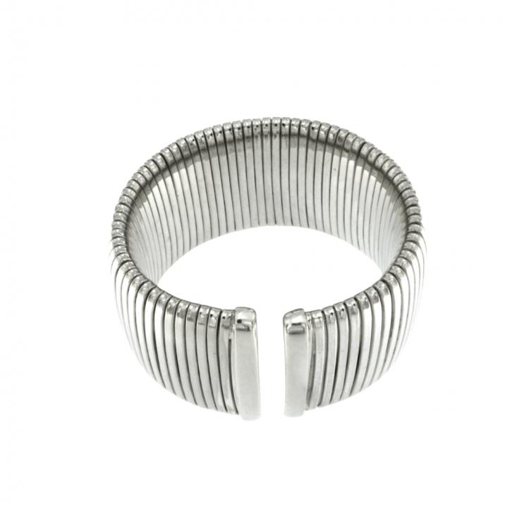 bracciale tubogas argento silver bracelet