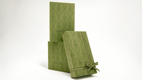 packaging gucci