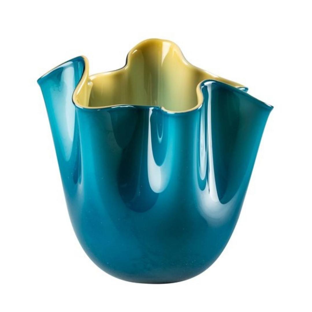 700.04 Vaso fazzoletto orizzonte lattimo