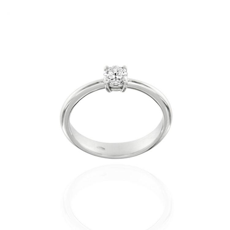 Anello Solitario Diamante Engagement diamond ring discount code codice sconto
