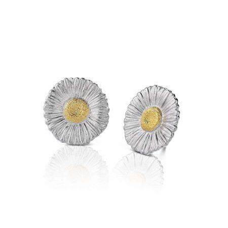 SOFRMRGLB orecchini daysy medi silver buccellati earrings sconto discount