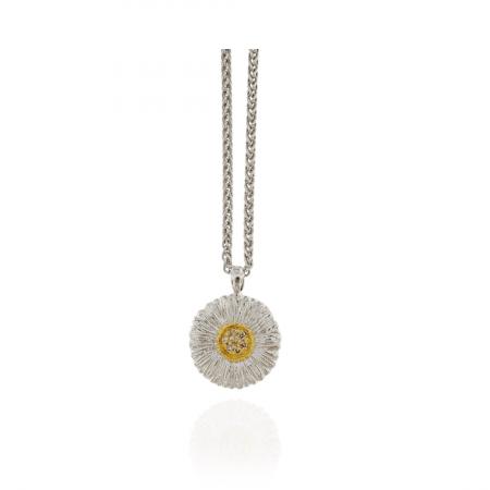 Buccellati buccellati daisy piccolo pendente ciondolo pendant