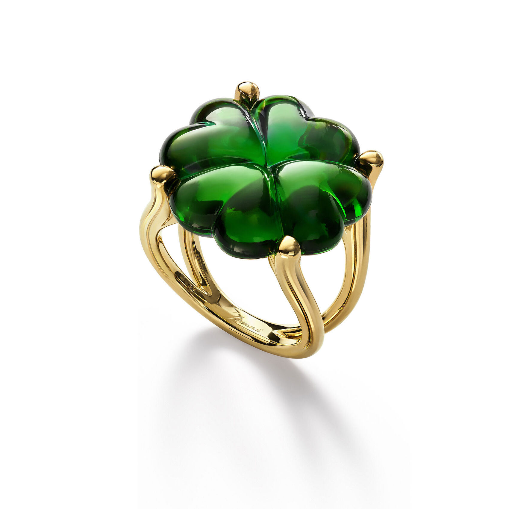 TRÈFLE ANELLO BACCARAT RING SCONTO DISCOUNT