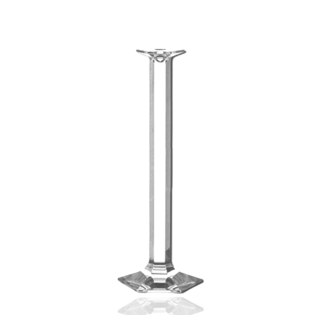 BACCARAT CANDELABRO ALTO LARGE SIZE CANDLEHOLDER NELSON SCONTO DISCOUNT
