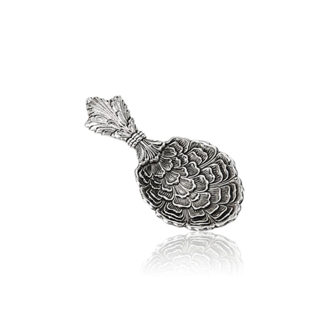 Cucchiaio Giglio Buccellati spoon silver sconto discount