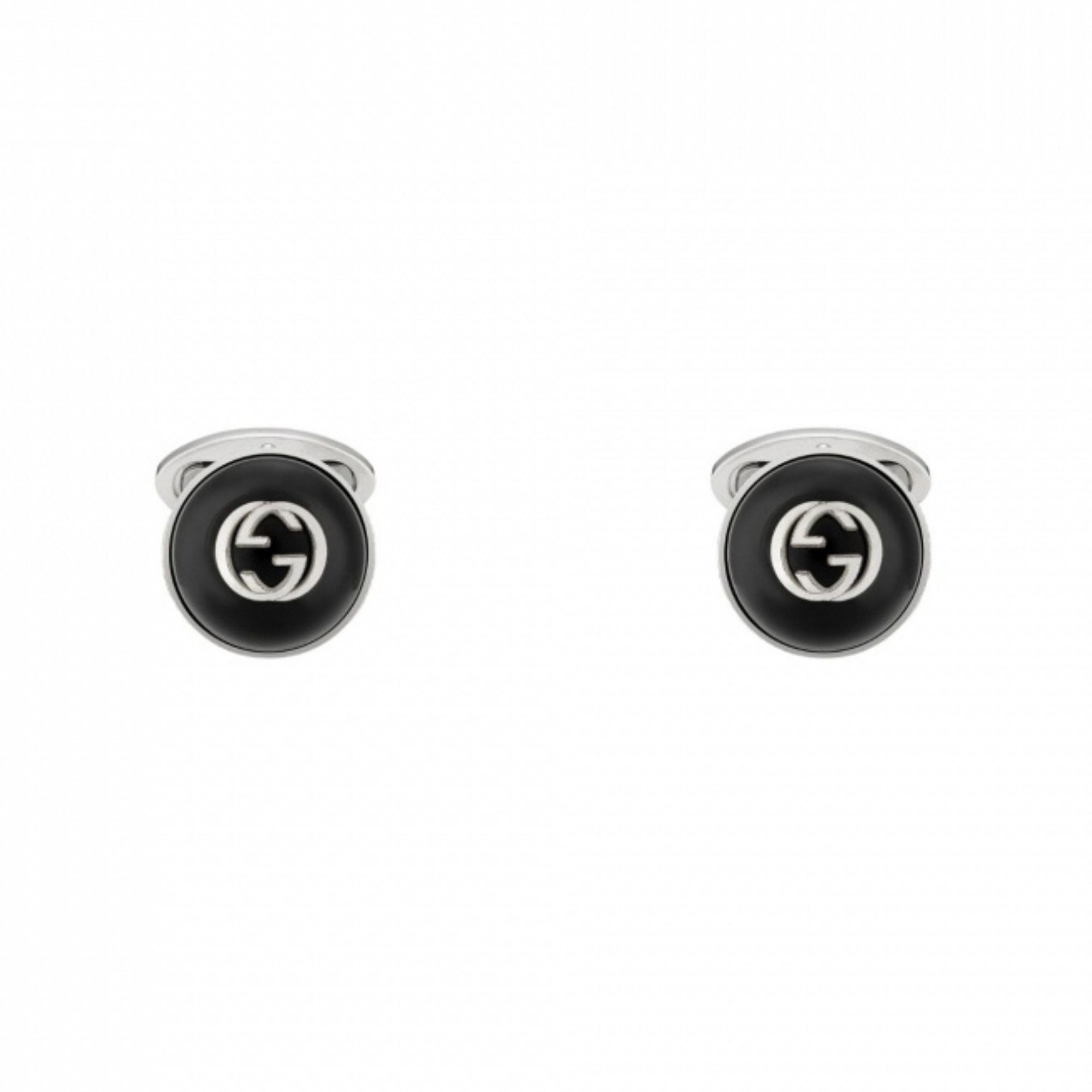 645589-J8480-8163-onix-gucci-cufflinks-gemelli-onice-sconto-discount-silver