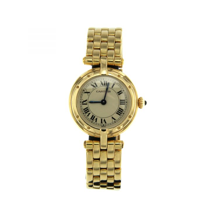 Orologio Cartier Panthere Vendome 22mm secondo polso second wirst sconto discount watch