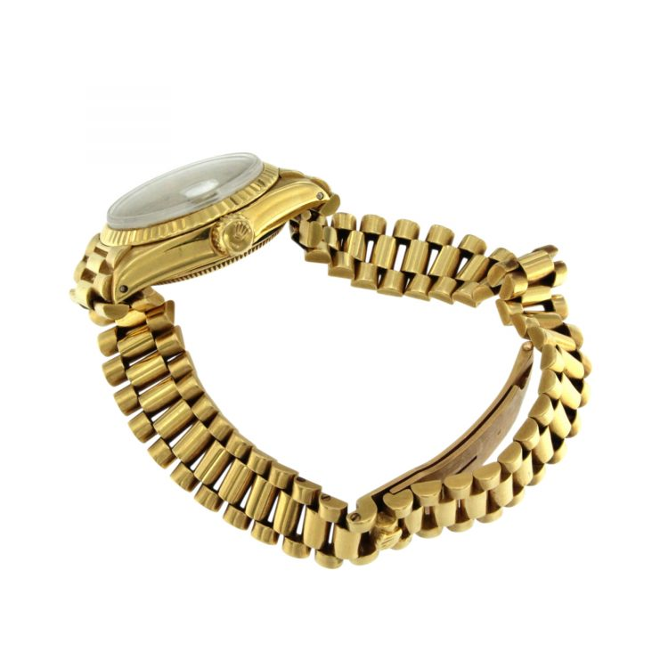 OROLOGIO Cartier Cougar oro 18 ct con diamanti 26 mm ref.887907 A