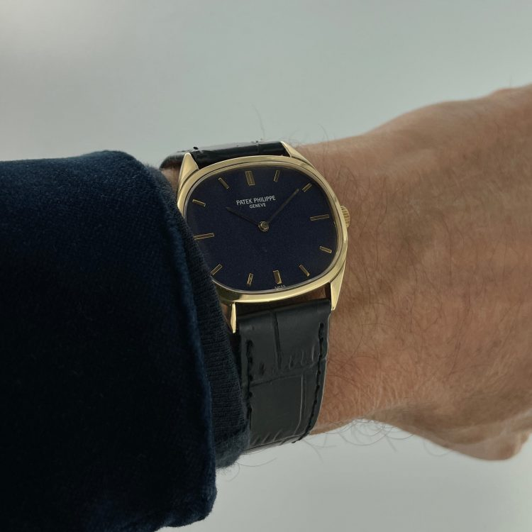 orologio patek philippe vintahe watch sconto discount second wirst secondo polso