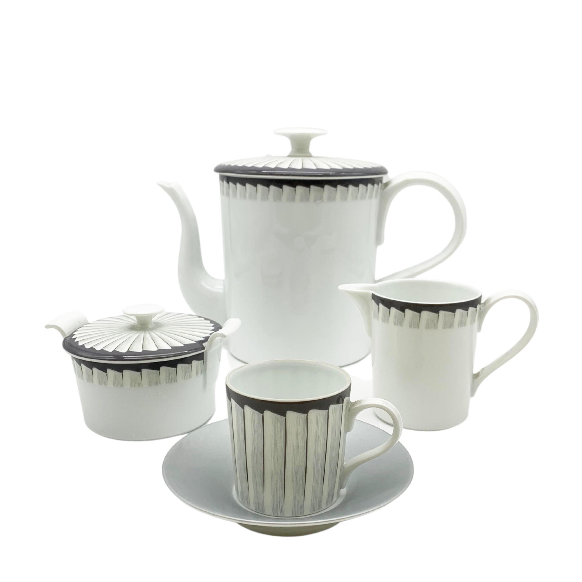 servizio caffè Jl Coquet coffee set sconto discount