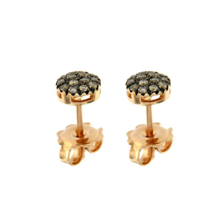 orecchini diamanti brown diamonds sconto discount 45308_brown_G1