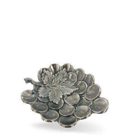 Buccellati Ciotola Uva silver grape bowl sconto discount