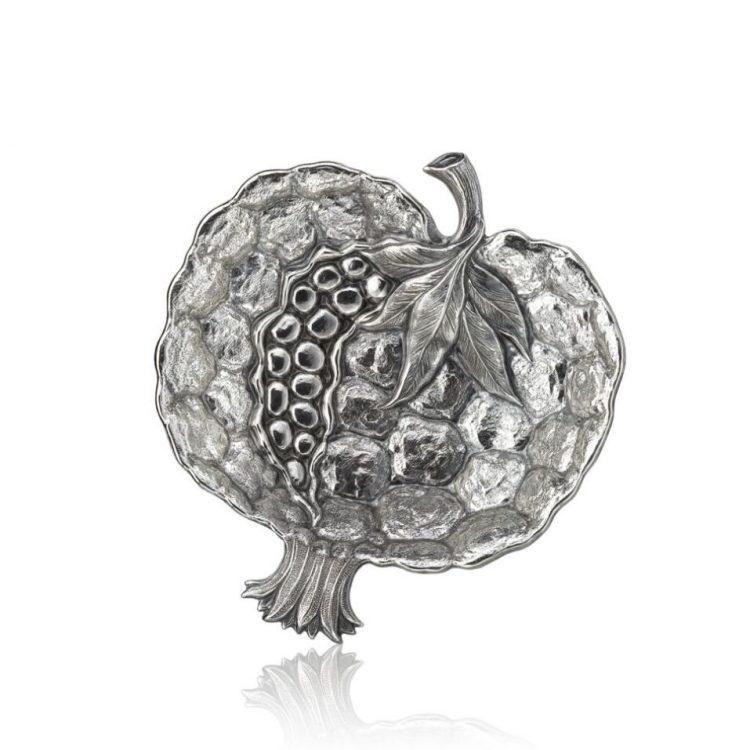 argenti buccellati homedesign melograno 05 pomegranate silver