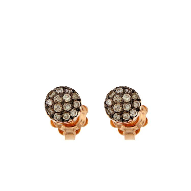 orecchini diamanti brown diamonds sconto discount 45308_brown_G