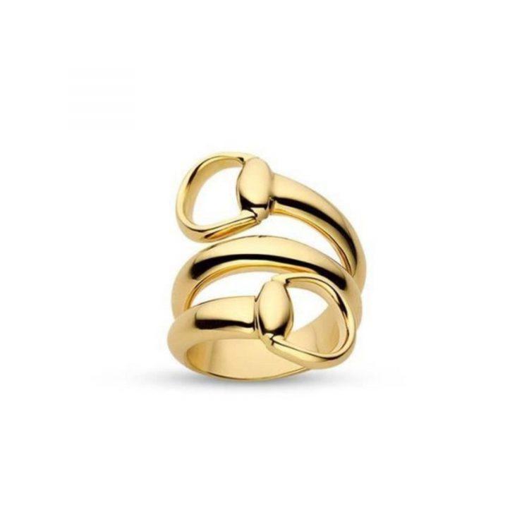 Anello Gucci Horsebit ring sconto discount