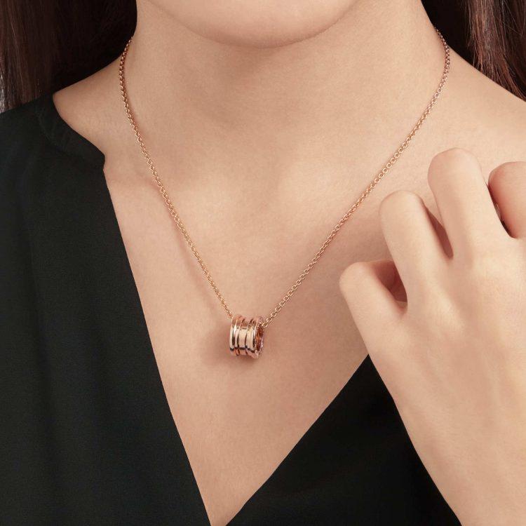 Bulgari B.ZERO1 COLLANA necklace