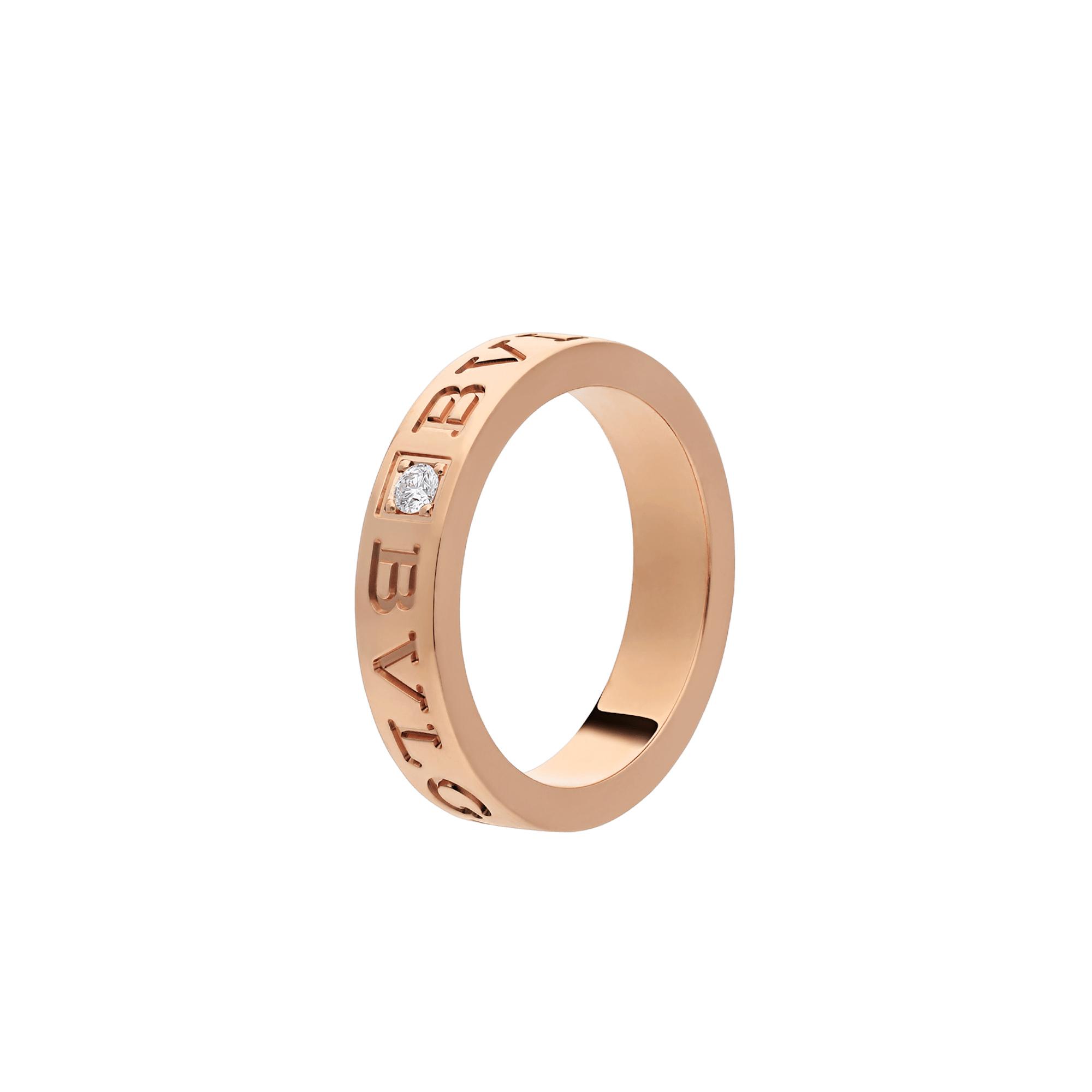 Anello BVLGARI BVLGARI ring diamond diamante sconto discount