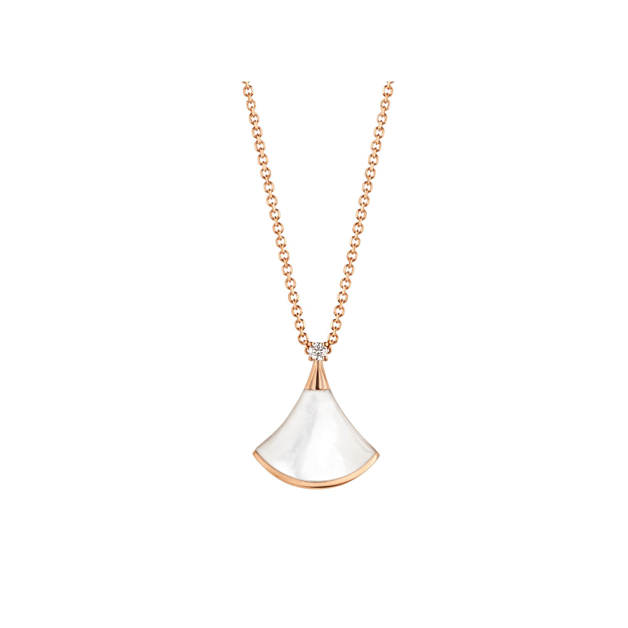 BVLGARI DIVAS' DREAM COLLANA necklace sconto discount