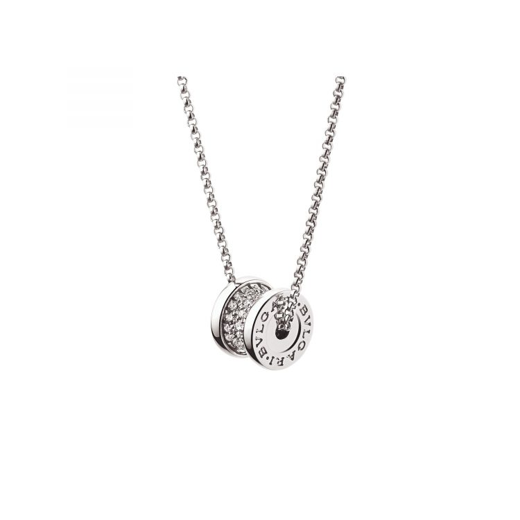 B.ZERO1 COLLANA diamonds diamanti bvlgari necklace sconto discount