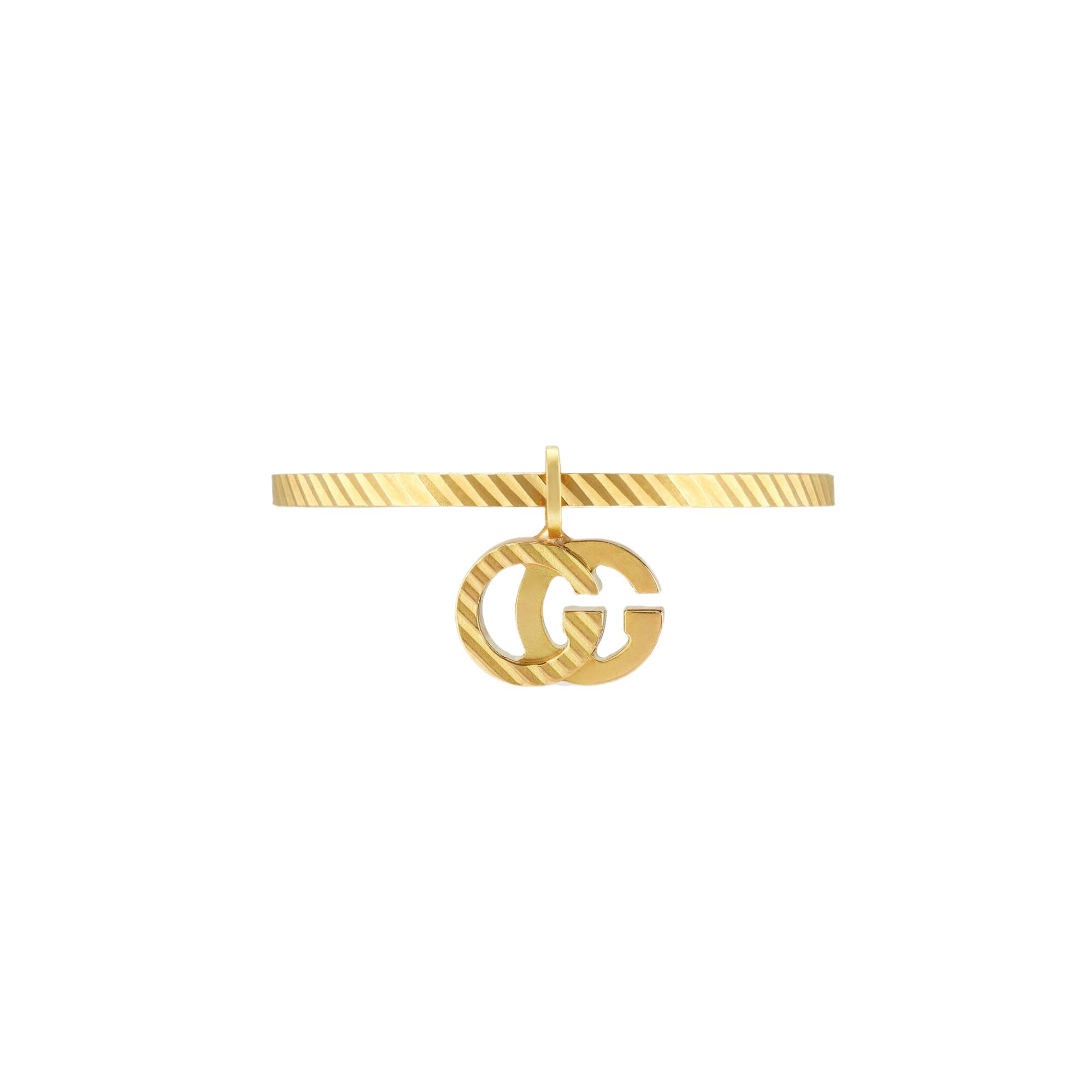 Light-Anello-GG-Running-18carati a ring gucci sconto discount