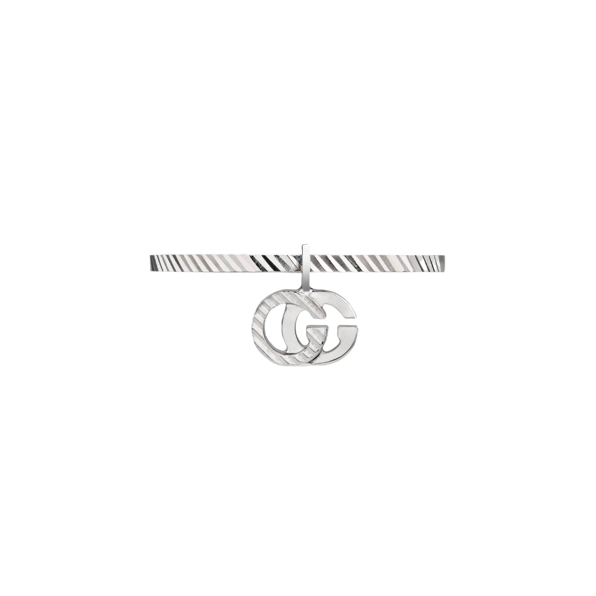 648599_J8502_9000_004_100_0000_Light-Anello-GG-Running-18carati Gucci ring sconto discount