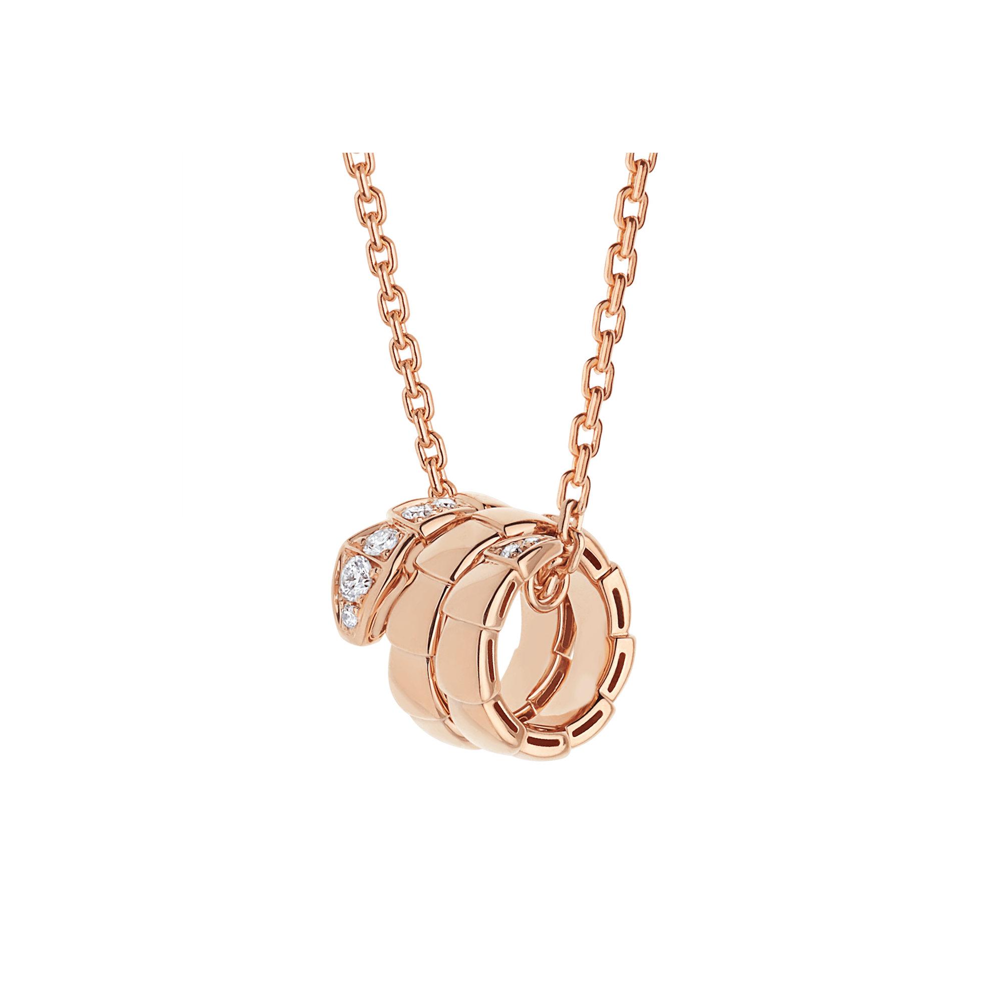 BVLGARI SERPENTI VIPER COLLANA necklace diamonds sconto discount