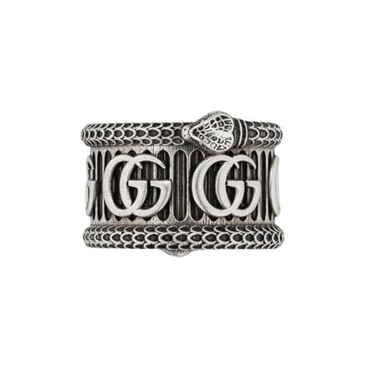 577201 J8400 0811 anello gucci gg sconto discount ring